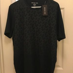 MK male shirt size large NWT